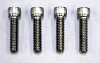 Capscrew, Bearing Cap, Kit (4) 5/16 inch x 1 1/4 inch Socket Head, For O.E.M. Cap only S15338.
