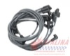 Secondary 8mm Spark Plug Lead Kit V-6 and V-8.