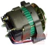 12 V-51 Amp, 2 Wire, Single Pulley, Mando, also Mercury Marine Part #817119-2, AC 155603.