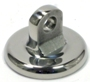 3/8 inch Stainless Steel Boss.