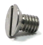 Boss to Plate Screw, Stainless Steel, Phillips Head, 316.