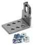 Cable Clamp Stainless Steel 90 degree, 33C.