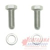 Stainless Steel Fastening Kit, Only.