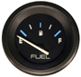 Fuel level, Black, 2 1/8 inch.