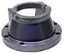 Jet Adapter Cone to Borg Warner Velvet Drive Bell Housing for Berkeley, Dominator, American Turbine complete with Clamp.