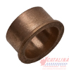 Bushing 3/4 inch x 7/16 inch Long HTR Style Nozzle to mid 2004, Bronze.