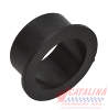 3/4 inch x 7/16 inch Long, Solid Black Plastic, 1 1/8 inch Flange for HTR Style Nozzle to Mid 2004.
